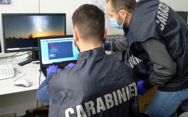 Comacchio (fe): Scoperti dai Carabinieri gli autori della truffa on line