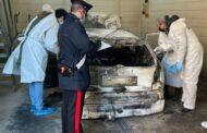 Tresignana (fe): Trovati due cadaveri all'interno di un' auto bruciata
