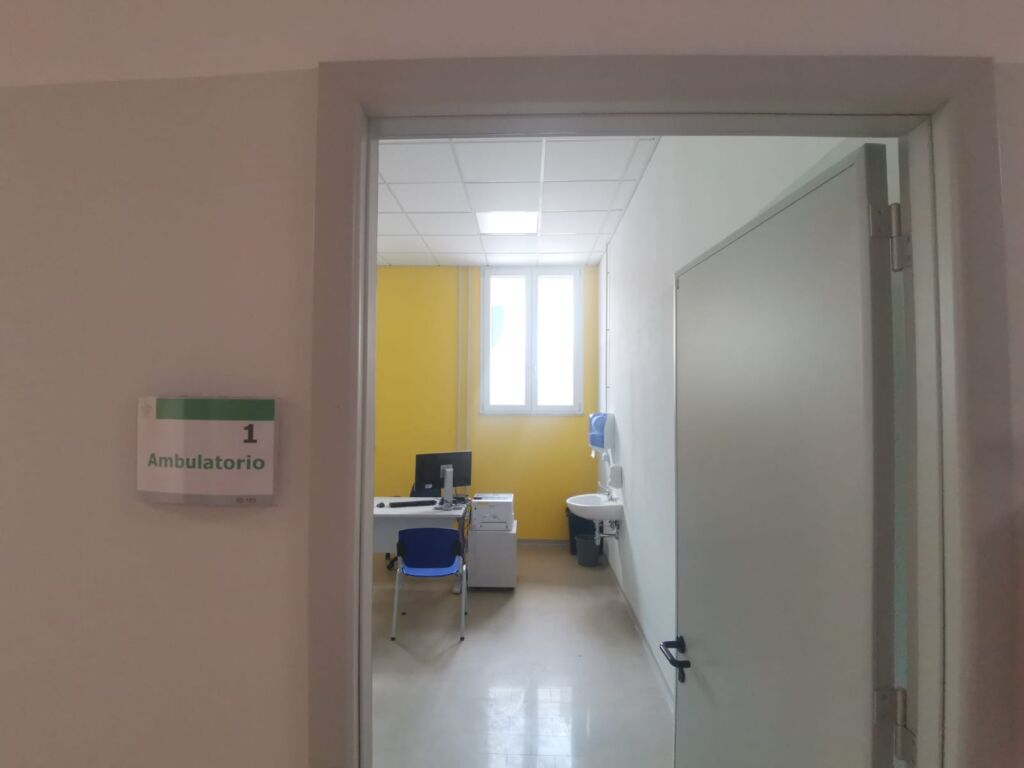 AUSL FE - Cambio sede del Servizio Continuità Assistenziale (ex Guardia Medica) di Cento