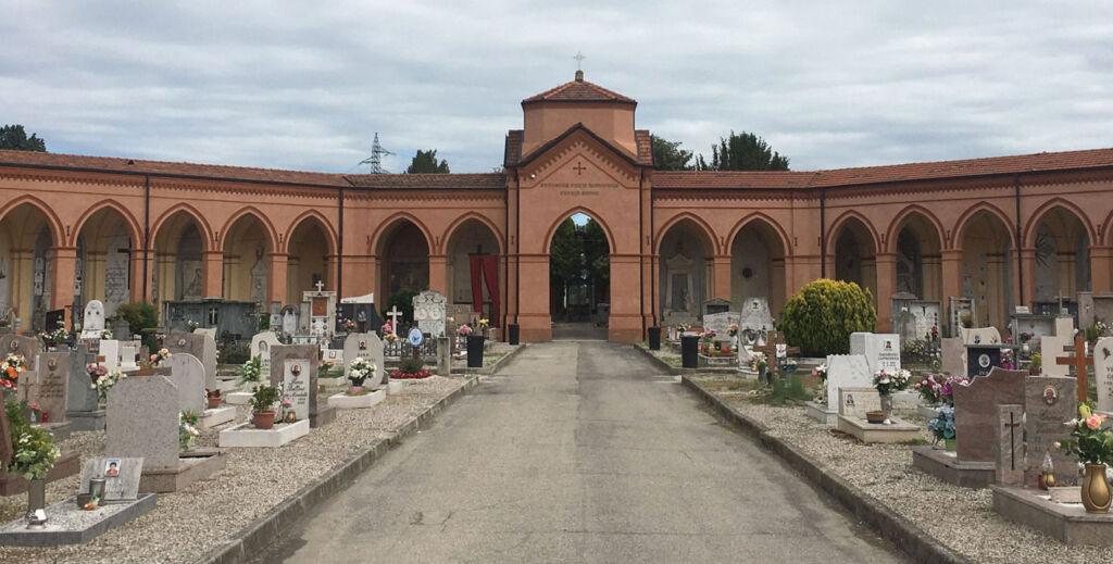 Bondeno (fe): Interventi nei cimiteri del territorio