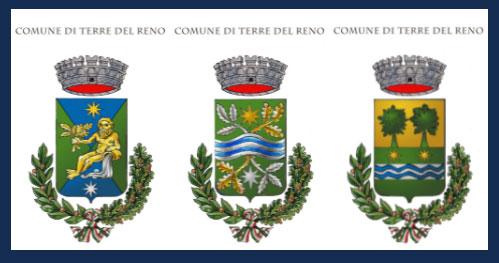 Terre del Reno (fe): Ecco le proposte per il nuovo Stemma del Comune