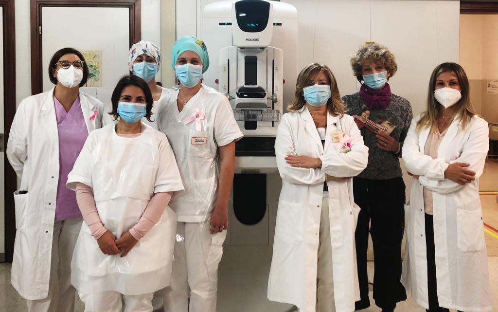 AUSL-Fe: Tumore alla mammella - Lo screening