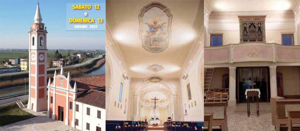 Bondeno (fe): Il 12 e 13 giugno è Grande Festa a Burana