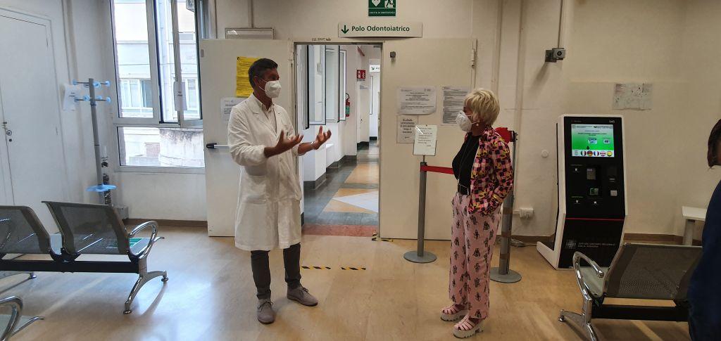AUSL-Fe: Cittadella San Rocco - Procedono i lavori per odontoiatria