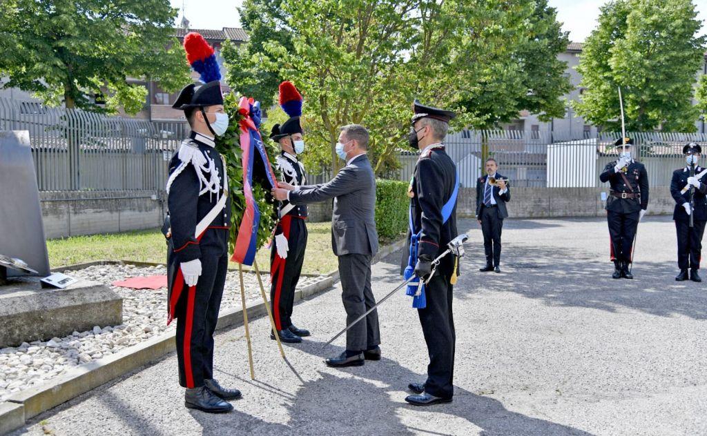 207° Annuale della Fondazione dell'Arma dei Carabinieri