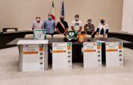 Terre del Reno (fe): L'Avis dona 4 defibrillatori al Comune