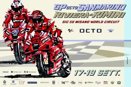 Motor Valley: si parte con il MotoGp di San Marino e della Riviera di Rimini