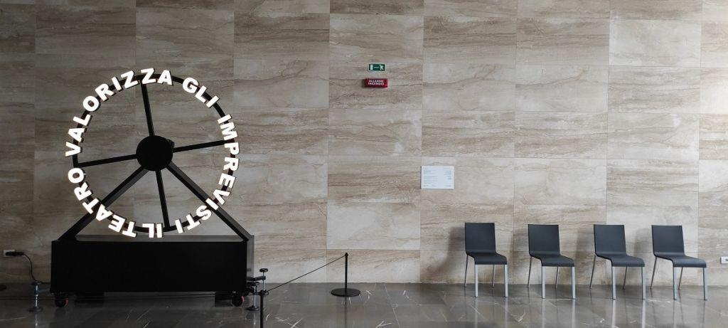Bologna: All'Arena del Sole il dispositivo scenico di