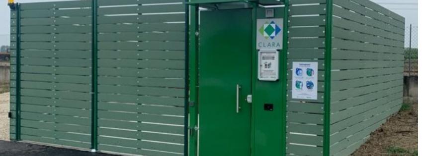 Bondeno (Fe): Due nuovi Ecomoduli per il conferimento flessibile dei rifiuti